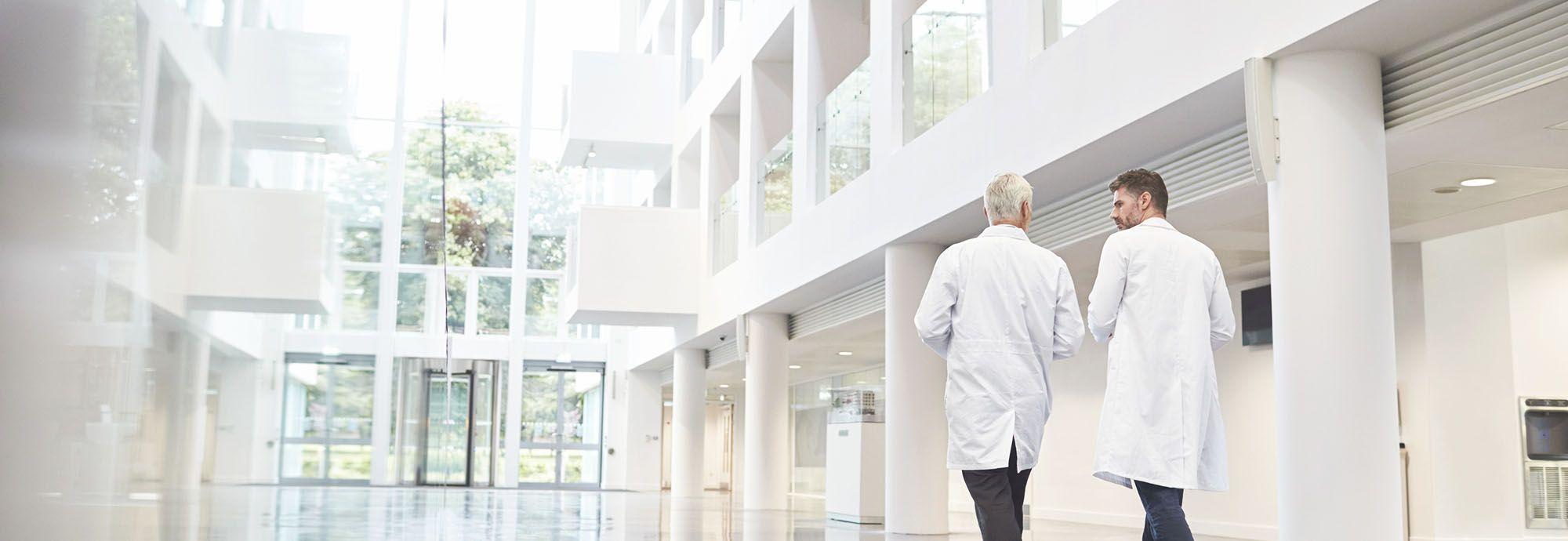 coperture assicurative grandi ospedali